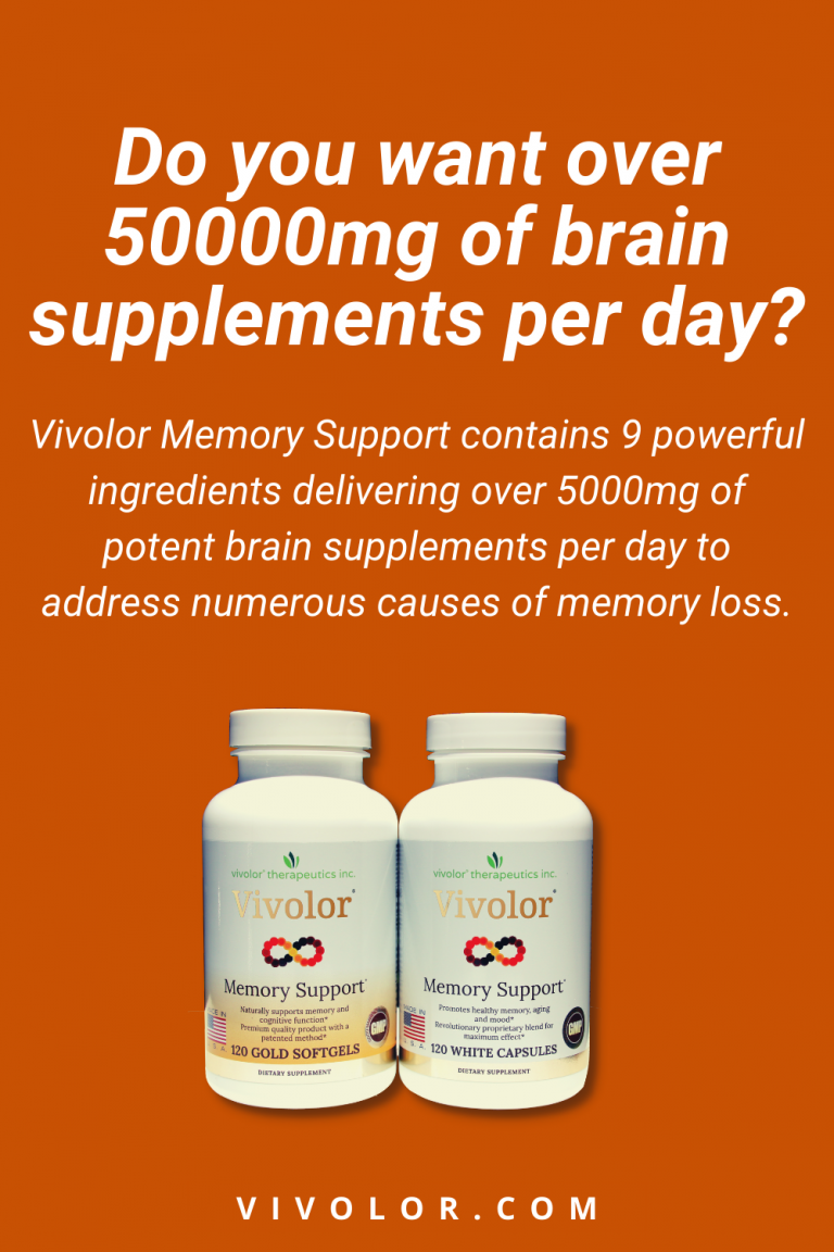 Do you want over 50000mg of brain supplements per day